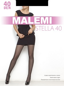 Колготки Malemi Stella 40 Chocolate 5 мягк.пояс